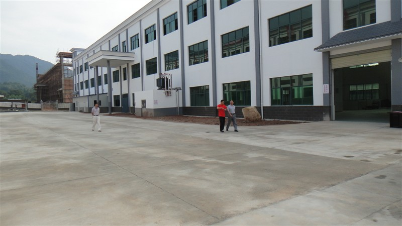 Factory Outside View 4